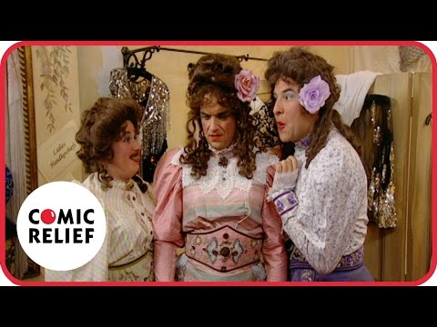 Little Britain meet Robbie Williams: Classic Comic Relief