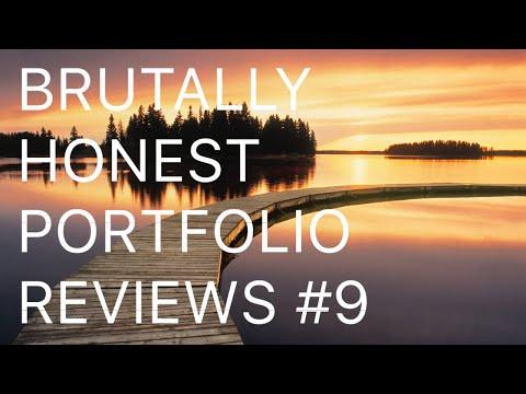 BRUTALLY HONEST PORTFOLIO REVIEWS #9
