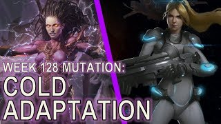 Starcraft II: Cold Adaptation [Hero Solo]
