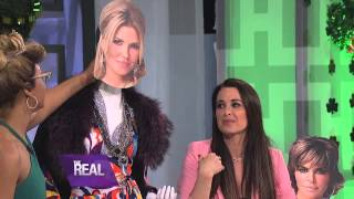 Kyle Richards Spills Tea in 'Beverly Hills Conditional'