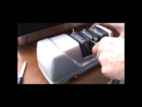 chef's choice sharpener review