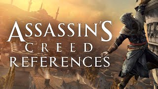 Video Game References to Assassin's Creed