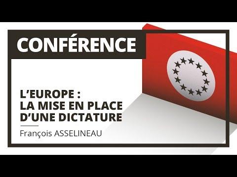 L Europe, la mise en place d une dictature - François Asselineau - Annecy 22 septembre 2012