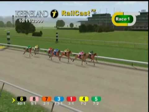 (10/11/2009) Keeneland Race 1