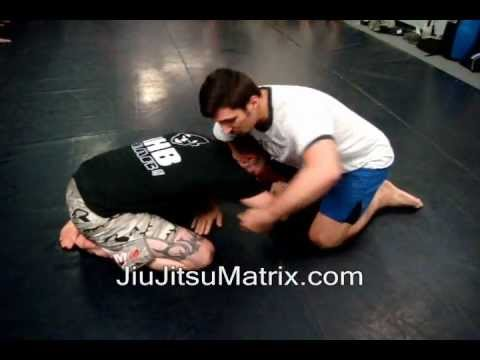 Ufc Style, No Gi, Gracie Brazilian Jiu Jitsu Matrix Moves Anacanda Choke,Brabo Choke,Arm Bar Image 1