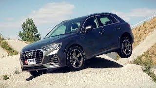 外观动感内饰精致 2019试驾全新一代奥迪Audi Q3