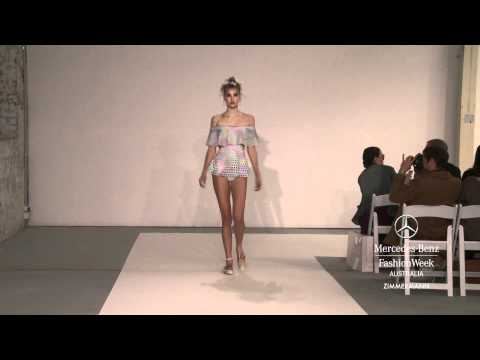 ZIMMERMANN - MERCEDES-BENZ FASHION WEEK AUSTRALIA SPRING SUMMER 2012/13 COLLECTIONS