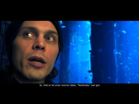 HIM - Ville Valo shows his tattoo in front of the AquaDom [German subtitles] [PitCam] Video