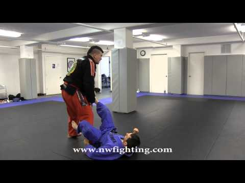 Brazilian Jiu-Jitsu Portland - Rigan Machado 2013 - Countering The De La Riva Guard 1 Image 1