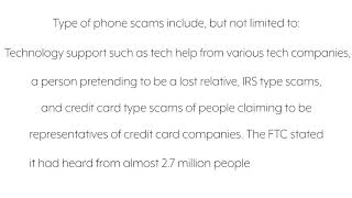 Stop Phone Scams with GoLookUp
