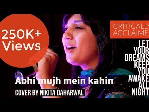 Abhi Mujh Mein Kahin, Agneepath(female Version) Cover -by Nikita Daharwal video