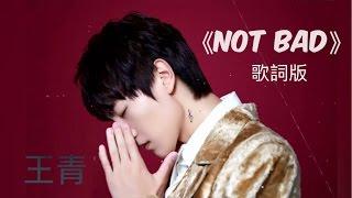 王青--Not Bad ( 歌詞版)