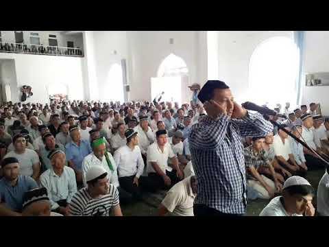Namangan viloyat To'raqo'rg'on Xusanboy qori aka azon #Azan # makkah #dubai # chechenya #Uzbekistan