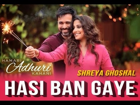 Hamari Adhuri Kahani Hindi Movie HD Video Songs free Download pagalworld