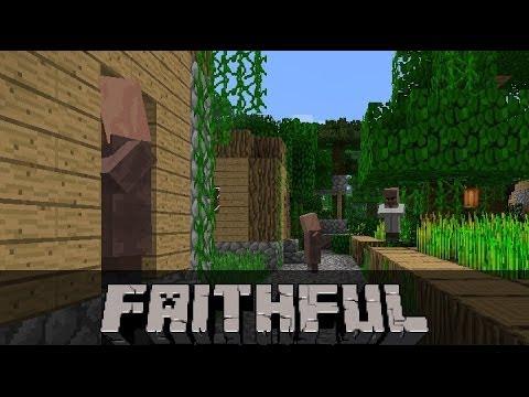 Resource Pack - Faithful ( x32, x64 ) - Minecraft en HD