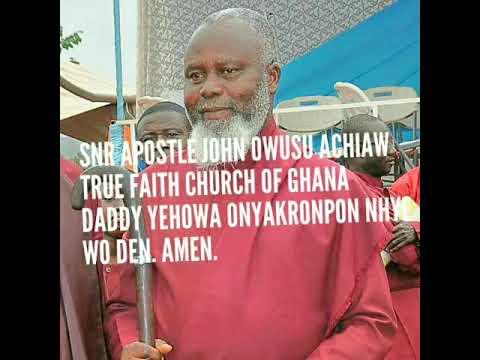 AWURADE GYE ME BY TRUE FAITH CHURCH OF GHANA.