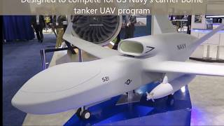 General Atomics MQ-25A stingray tanker UAV