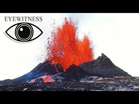 Все Про Вулканаы | BBC Документальный Фильм | Eyewitness |  Volcanos