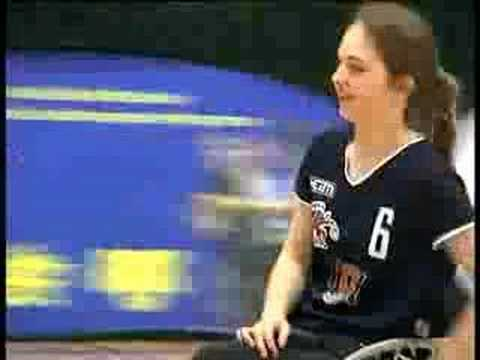 Wheelchair Basketball  promo