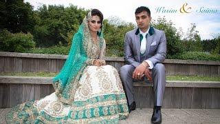 Pakistani Wedding Video Highlights l High Wycombe l UK l 2015 l Wasim