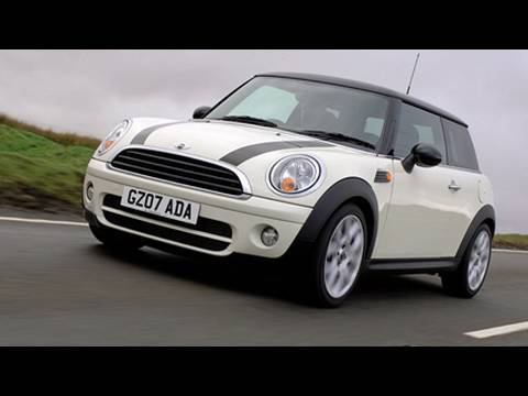 History Of The MINI
