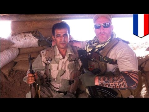 Dutch biker gang fighting ISIS in Iraq alongside Kurdish peshmerga