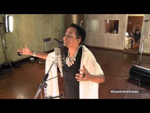 Susana Baca - Volver - Encuentro en el Estudio [HD]