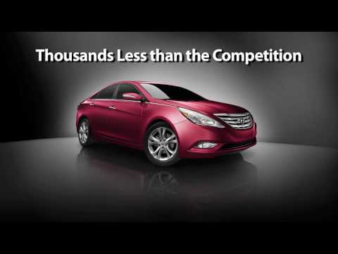 2011 Hyundai Sonata Limited - Video T..