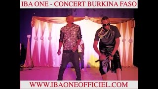 Iba One - Concert Bobo Dioulasso 2015 ( Video)
