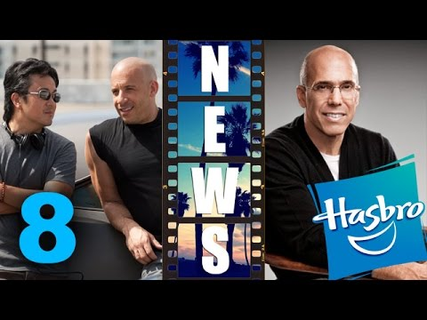 Fast and Furious 8, Dreamworks Animation and Hasbro merger?! - Beyond The Trailer