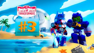 Angry birds Transformers-#3