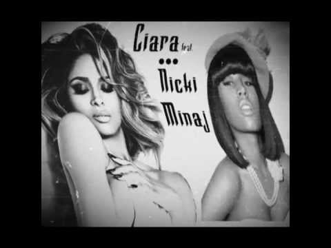 Ciara feat. Nicki Minaj - I'm out (Audio Explicit)