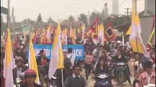 TIN NÓNG | Việt Nam tập trung biểu tình trên cả nước