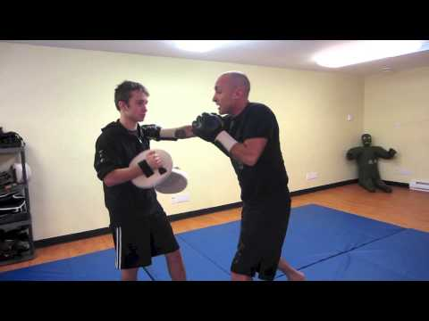 Eke Academy of Martial Arts Victoria BC -- technique of the week #9 Image 1