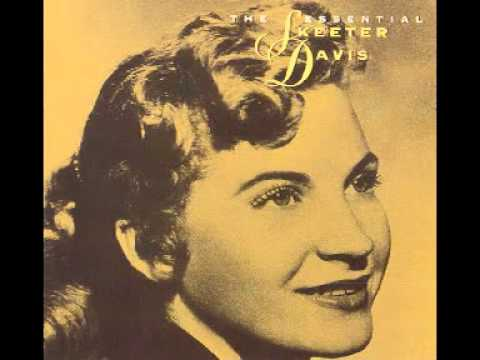 Skeeter Davis : Gonna Get Along Without Ya Now video