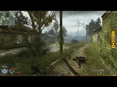 MW2: ACR Rush Nuke and Open Lobby/Toolbar Info Video