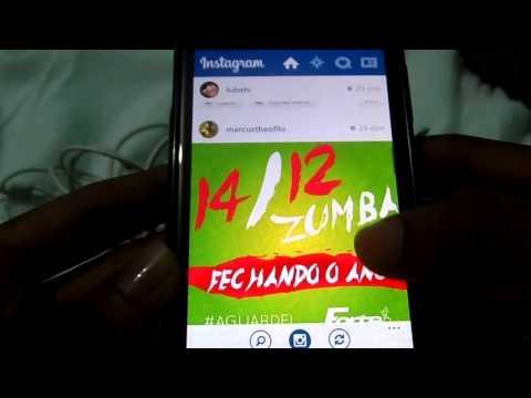 Review App Instagram Offical – Windows Phone ! PT BR