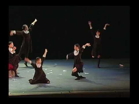 モダンダンスアンジェ「意味なし講義」 Music Videos
