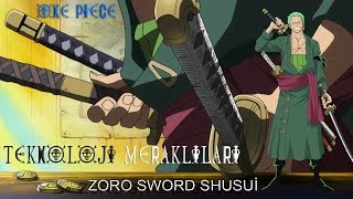 Zoro Sword Shusui-Real