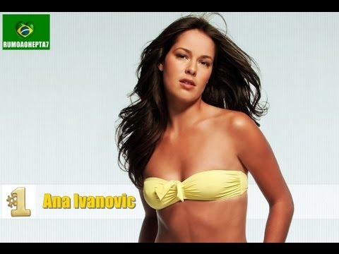 Beautiful Female athletes of London Olympics 2012