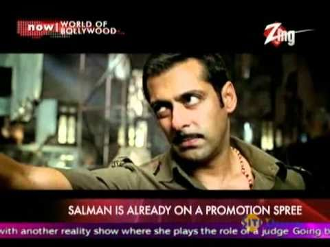Salmans Dabanng 2 is on its way