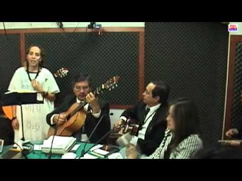 argelia colin le canta a su viejo san juan - martinez serrano