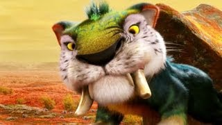The Croods Official Video Game Trailer (HD)