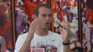 TigerNet: Hunter Renfrow on Clemson heading to VT