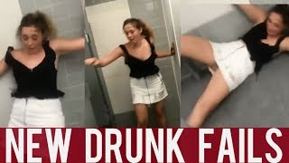 NEW Drunk Fails 2018 || New Funny Compilation! || Year 2018!