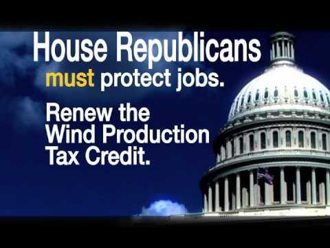 Congressman Barletta: Save Wind Industry Jobs