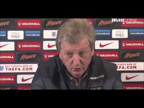 Rooney & Roy Hodgson pre-match interview | England vs Lithuania 1-0 | 27.03.2015