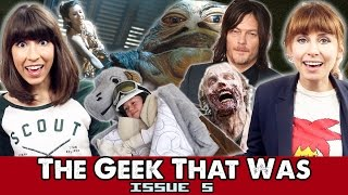 INSANE STAR WARS PRODUCTS & Man in the High Castle - TGTW ISSUE #5