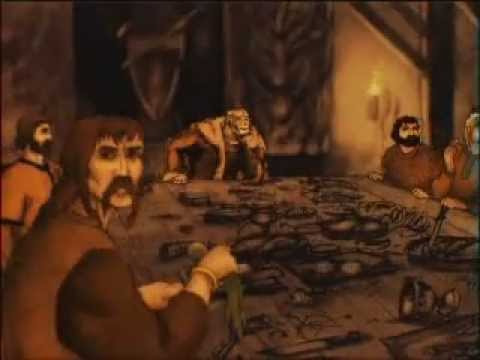 Beowulf Animated 1998 Part 1/6