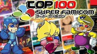 TOP 100 Melhores Jogos de Super Famicom